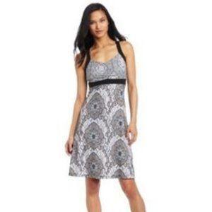 Prana opal scallop Amaya dress size XS